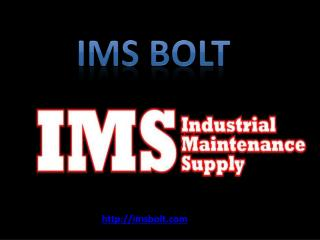 About IMS Bolt