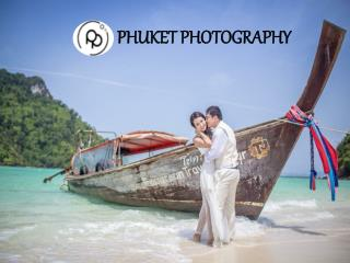 Professional Wedding Photographer in Phuket, Thailand