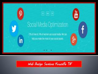 Web Design Services Knoxville TN