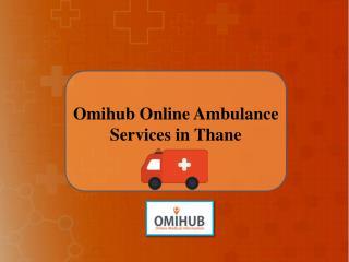 Online Ambulance Service In Thane