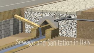 Sewage and Sanitation in Italy