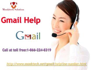 Gmail Help:-1- 866-224- 8319 is available 24/7