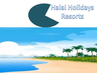 halal travel packages