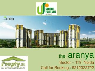 The Aranya  – 2/3/4 BHK Cheapest Home at Noida @9212322722