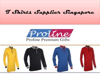 T shirts supplier Singapore