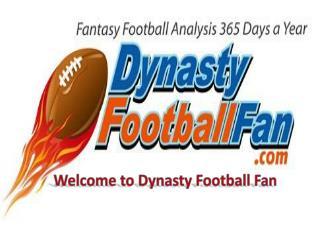 Dynasty fantasy Football Rookie Rankings 2017