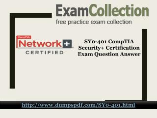SY0-401 Study Guide