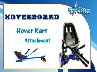 Hoverboard Hover Kart Attachment