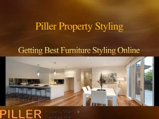 Piller- Property Styling