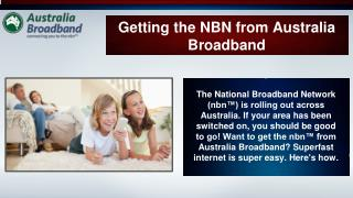 National Broadband Network (Nbn)