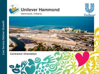 Unilever Hammond Hammond, Indiana