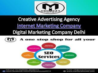 Digital Marketing Company Delhi  - MentorsHouse