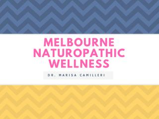 Best Nutritionist Melbourne