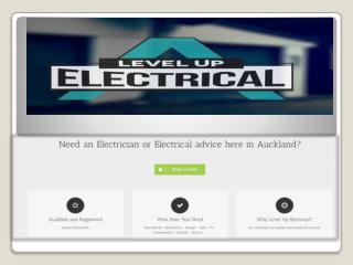 Affordable Kitchen electrician-Level Up Electrical