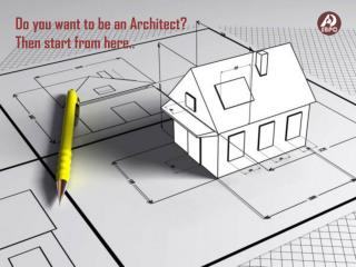 Do you want to be an Architect? Then start from here..
