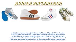 Adidas Superstars - adidas-superstars.com