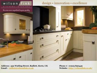 Kitchen Showroom London, German Kitchens London - Wilson Fink