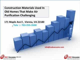Construction Materials Used In Old Homes That Make Air Purification Challenging