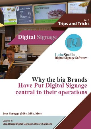 he Big Players on the OOH Ad Scene as Spend Continues to Rise - Digital Signage Software