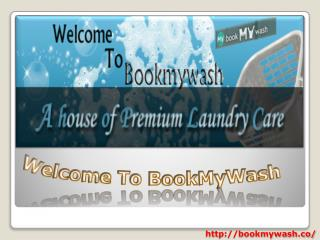 Laundry | Online Laundry Service | Dry Cleaners Bangalore