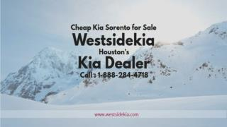 2017 Cheap Kia Sorento for Sale