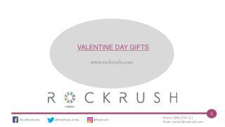 RockRush - Valentine Day Gift