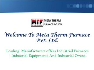 Oven Manufacturers In India
