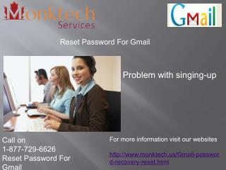Want change Gmail Recovery password? Call 1-877-729-6626