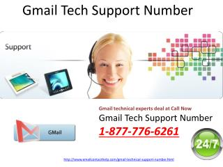 Avail Gmail Technical Support @1-877-776-6261