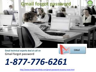 Get Reset Gmail password @1-877-776-6261