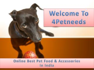 Buy dog toys online india | 4petneeds