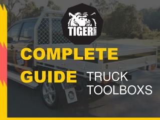 Complete guide truck toolboxes