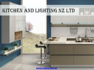 Kitchen Design in Auckland - Kitchen Lighting