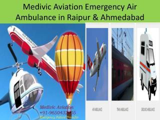 Low Cost ICU Air Ambulance in Raipur to Mumbai