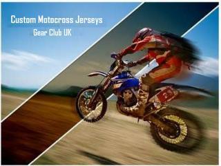 Motocross Jerseys & Bike Jerseys – Gear Club