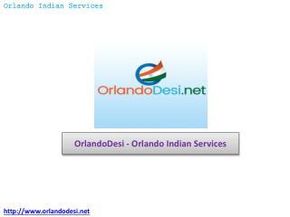 OrlandoDesi – Orlando Indian Services