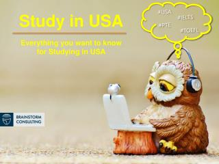 Planning to Study in USA? This will be your Ultimate Handbook.....