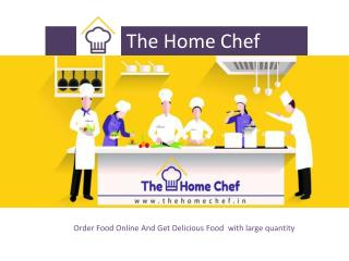The Home Chef - THC   The Home Chef