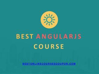 Best Angularjs Course