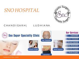 Hair Transplant in Chandigarh