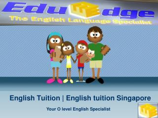 English Tuition Best English Tuition Singapore