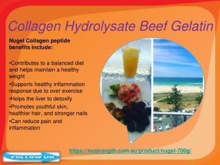Healthy Protein Powder Alternative