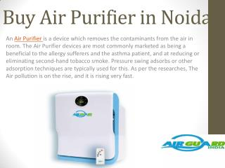 Indoor Air Purifier