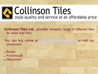 Best Location for Best Tiles in UK