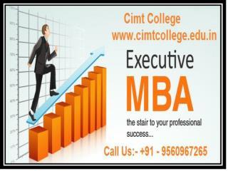 Top Management College - Cimt College.