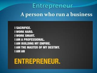 Great Entrepreneur Tips By Norman Brodeur