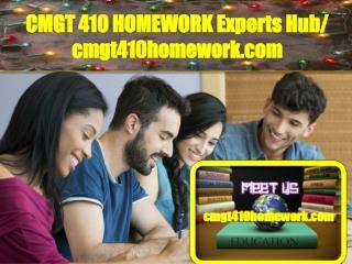 CMGT 410 HOMEWORK Experts Hub / cmgt410homework.com