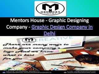 Graphic Designing Company - Graphic Designing Services Delhi