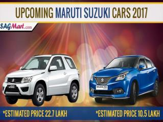 Check the List of Upcoming Maruti Suzuki Cars in India
