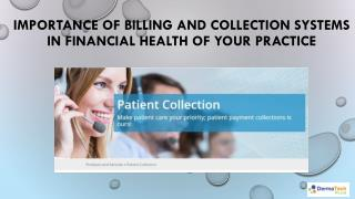 Billing and collection system